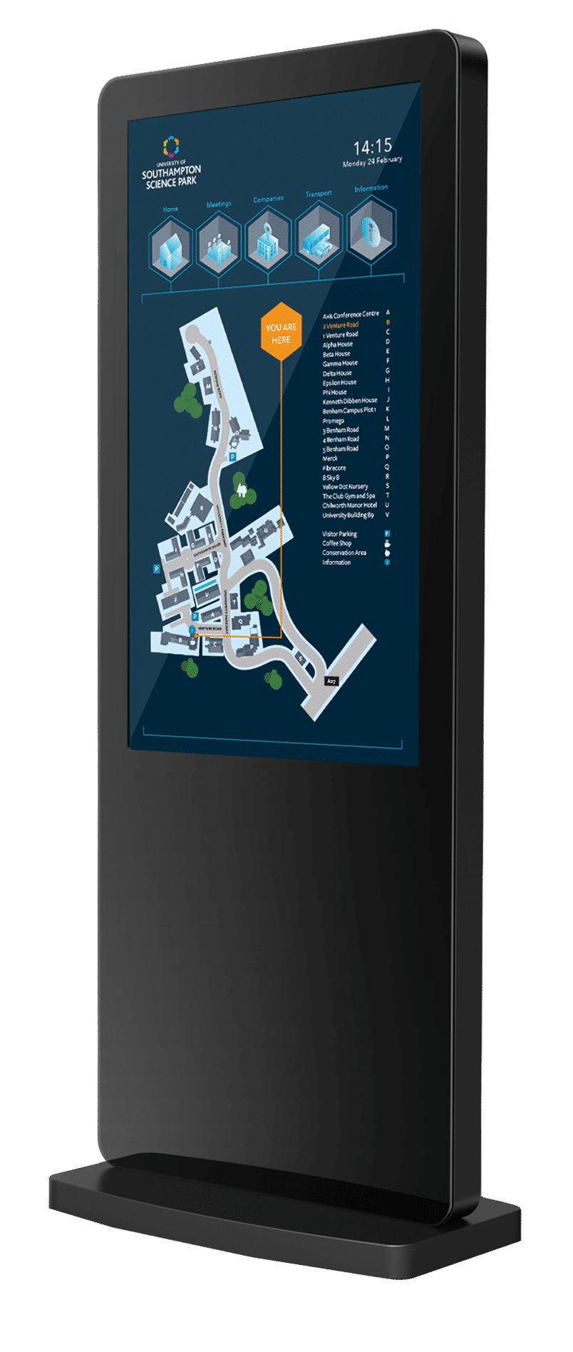 Digital Wayfinding TrouDigital