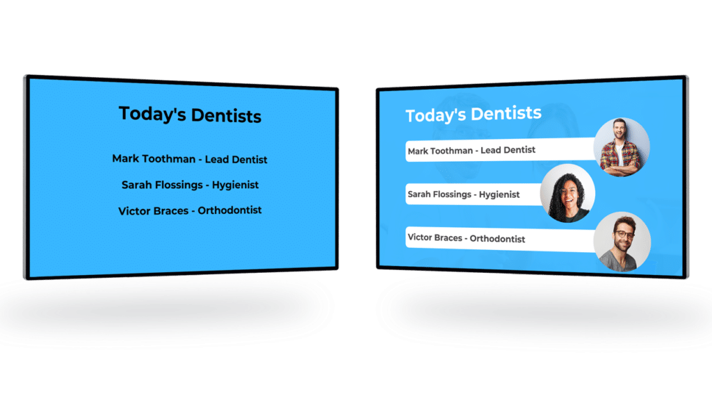 20 Digital Signage Content Examples To Follow For 2021 TrouDigital