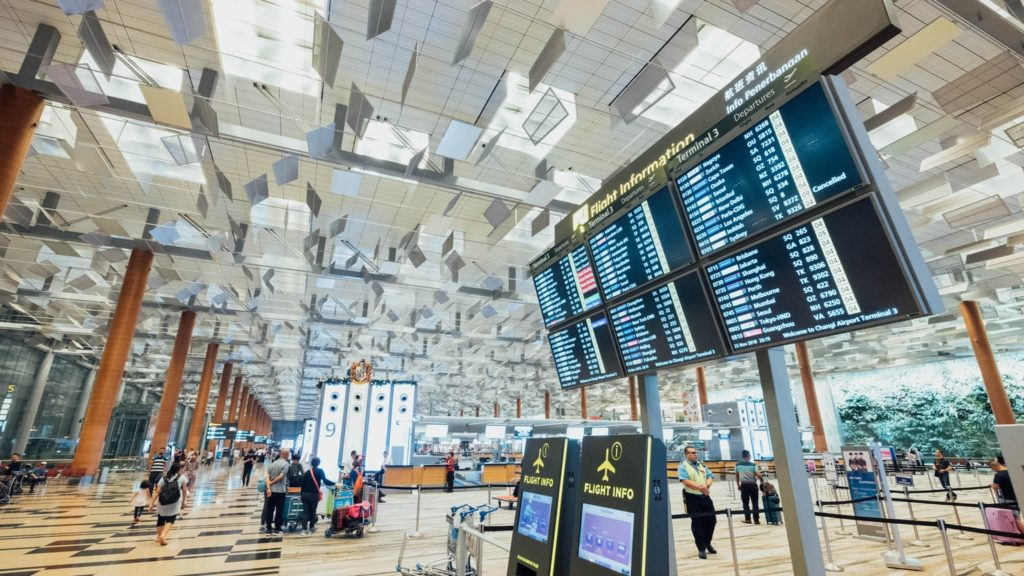Taking Off With Digital Signage For Airports TrouDigital